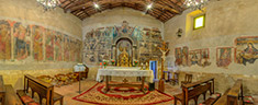 Immagine del virtual tour 'Chiesa Sant'Antonio Abate - sec. XV '