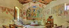 Immagine del virtual tour 'Santuario della Madonna di Filetta  - sec. XV'